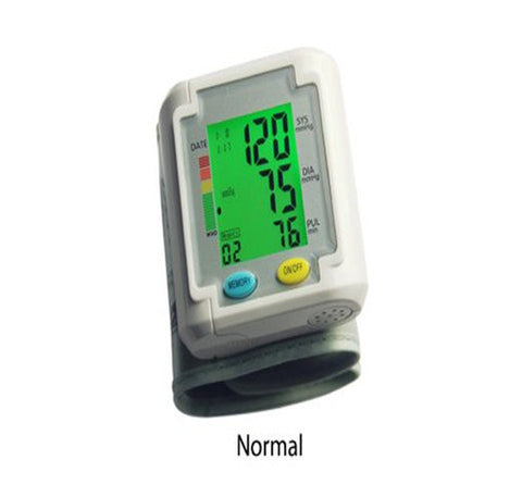 ChoiceMMed FDA, CE approved Wrist Blood Pressure Monitor (BPBW13)