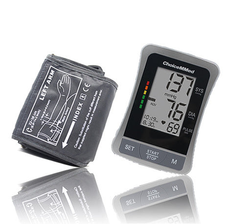 ChoiceMMed BP11 Arm Type Blood Pressure Monitor