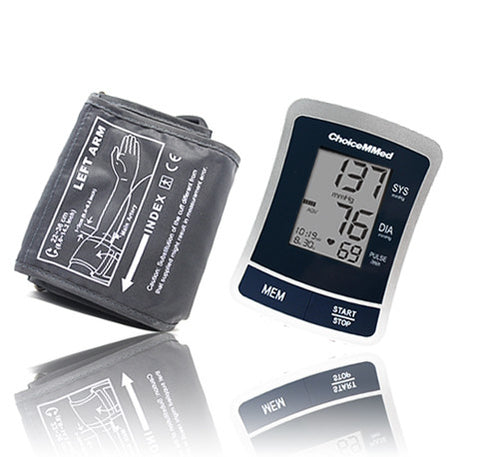 ChoiceMMed BP13 Upper Arm Type Blood Pressure Monitor