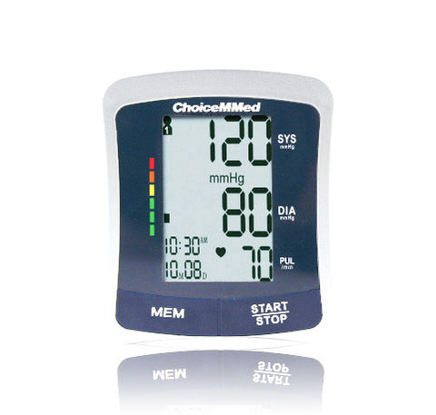 ChoiceMMed Auto Digital Wrist Blood Pressure Monitor(BP203)