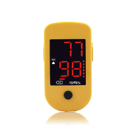 ChoiceMMed Fingertip Pulse Oximeter with Carrying Case(MD300C1)