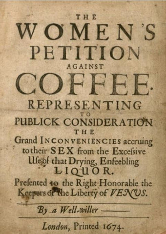 Republica Organic Women Banning Coffee in London