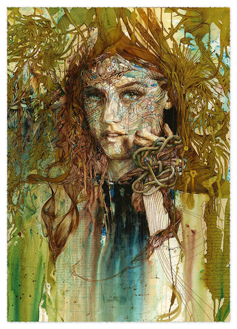 Entwined - Carne Griffiths