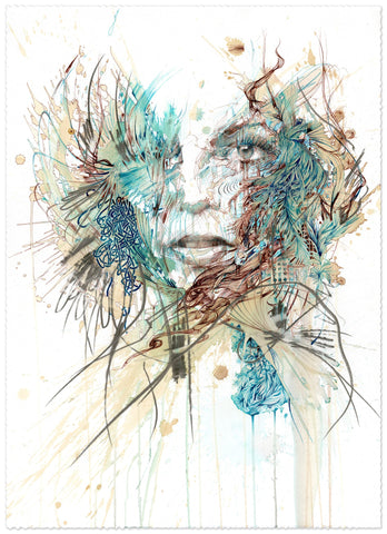 Fly - Carne Griffiths