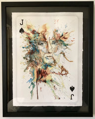 Jack of Spades - Artist: Carne Griffiths