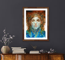 Load image into Gallery viewer, The Crown - Carne Griffiths