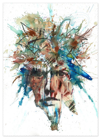 Mind Full - Carne Griffiths