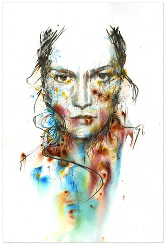 Overcome - Carne Griffiths