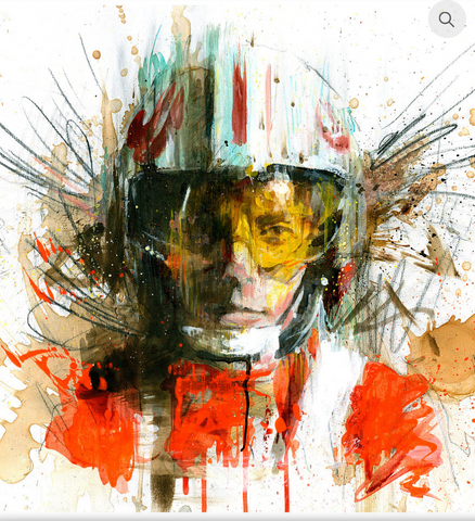 Red Five - Carne Griffiths