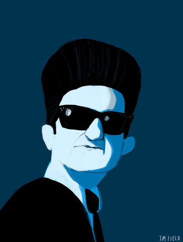 Roy Orbison - Jim Field - Rock n Blues
