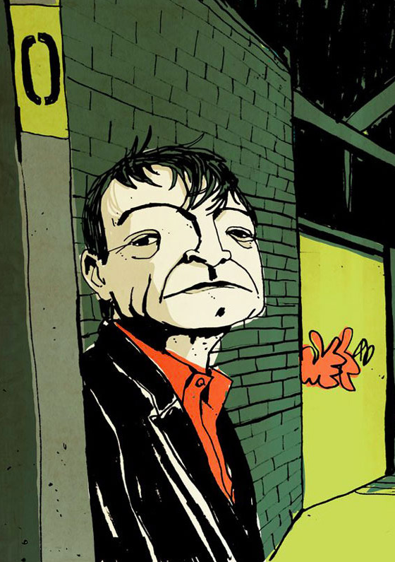 Mark E Smith - Jim Field - Rock n Blues
