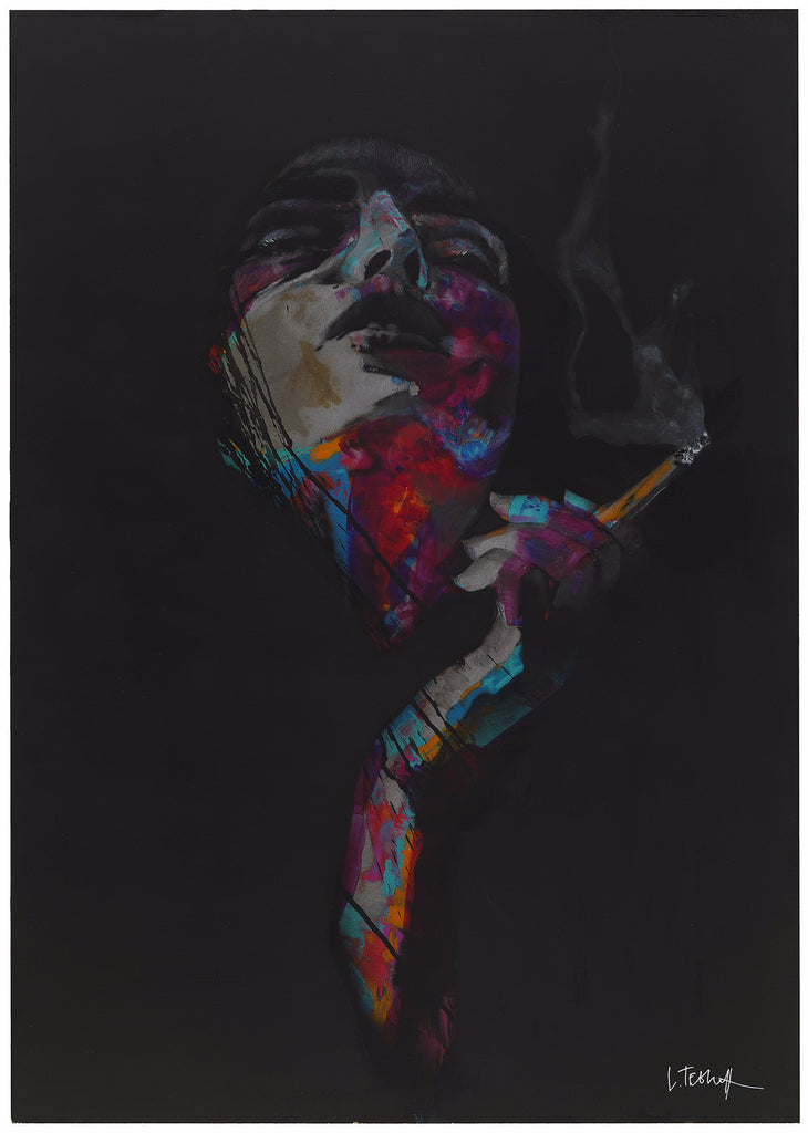 Smoke - Louisa Tebbutt