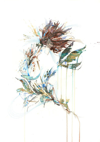 Sudden Displacement - Carne Griffiths