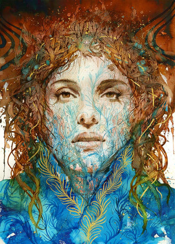 The Crown - Carne Griffiths