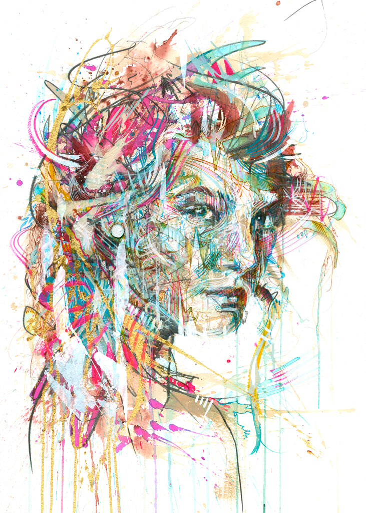 The Lost Pearl - Carne Griffiths