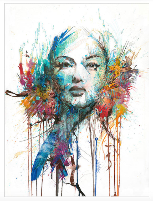 Butterfly Effect - Carne Griffiths