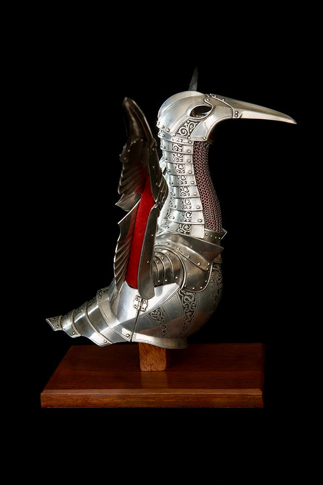 Seamus Moran - Harness - Armour for Bird