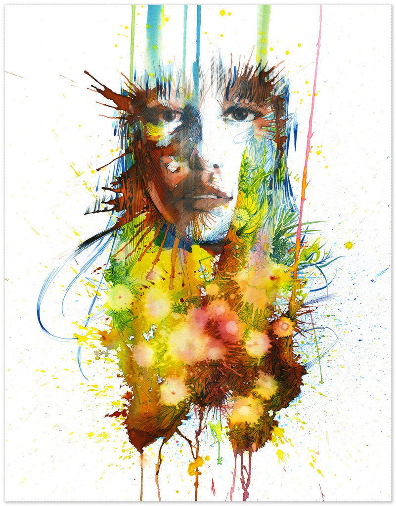 Spring has come - Carne Griffiths