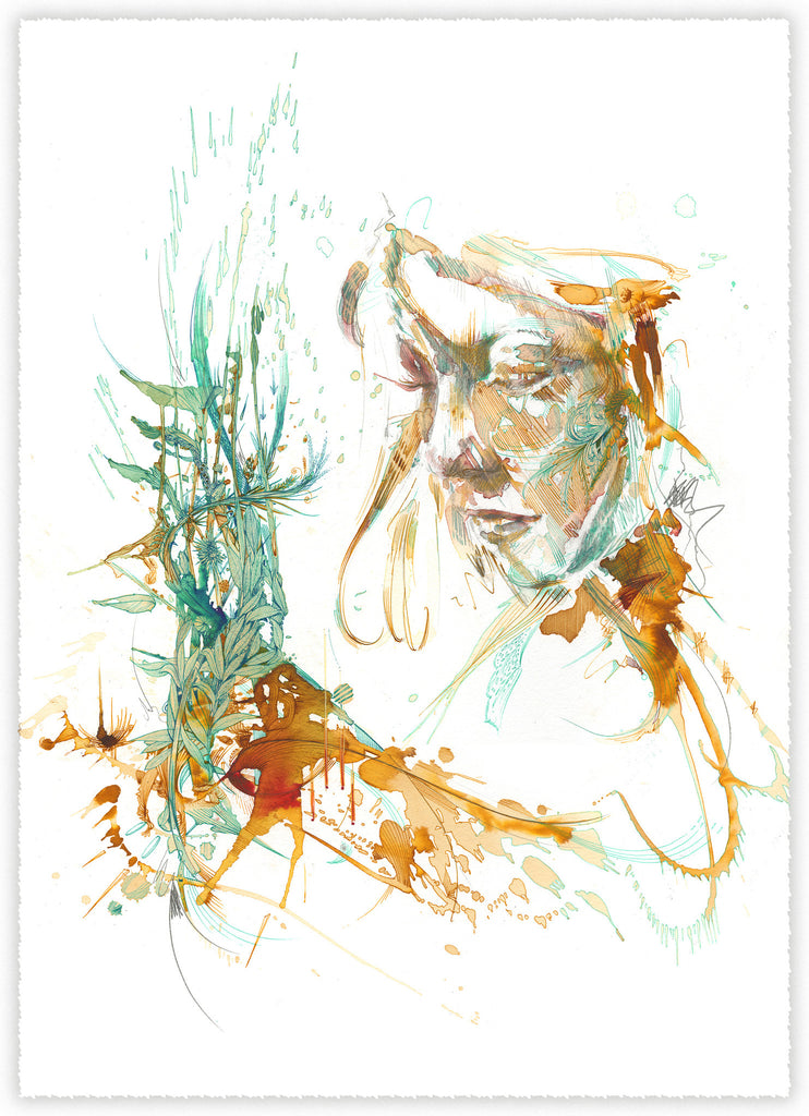 String Theory - Carne Griffiths