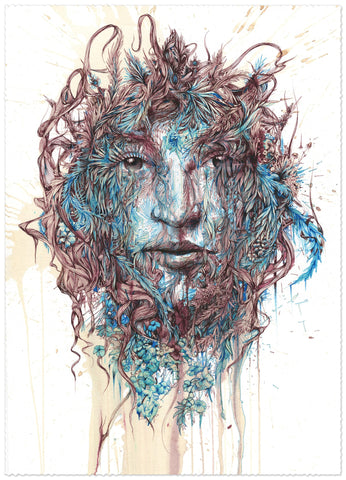 The Secret Garden - Carne Griffiths