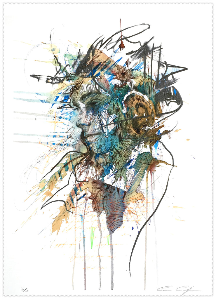 Tribal Gathering - Carne Griffiths