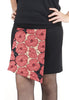 Zippy Skirts zip-on panels - Vintage floral print