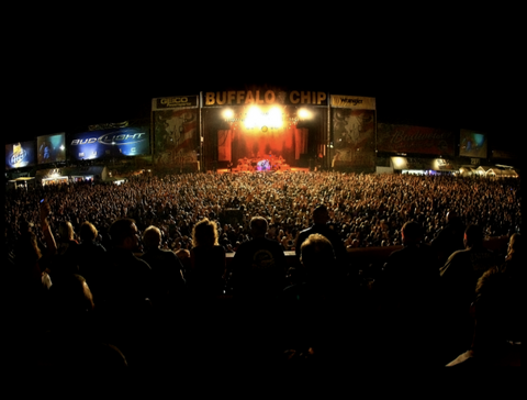Largest Music Festival in Motorcycling