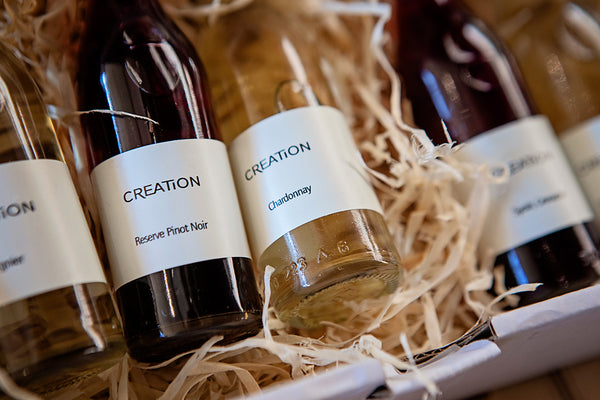 Creation Virtual Tasting Pack