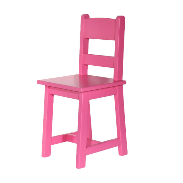 "Pink Guppy Kids--Pink / 14"" Seat Height (upto 8 years) - 11"