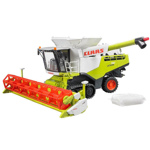 FT100287 BRUDER 02119 - Claas Lexion 780 Terra Trac Combine Harvester