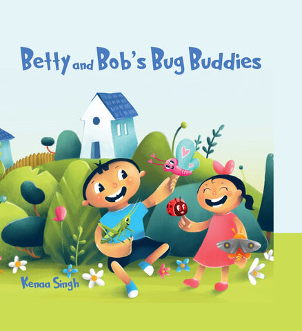 Betty and Bob's Bug Buddies