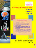 A Complete Guide to MCQ, Science (Class 10, C.B.S.E)