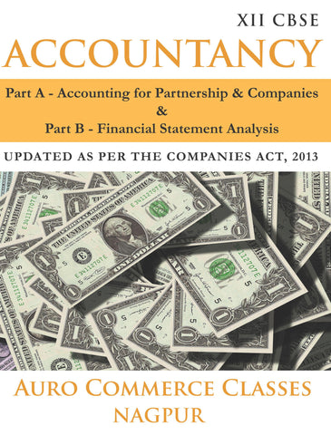 Accountancy : XII CBSE