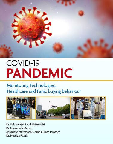 COVID-19 PANDEMIC: Monitoring Technologies, Healthcare and Panic buying behaviour