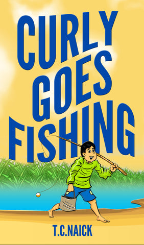[ Pre-Order ] - Curly Goes Fishing