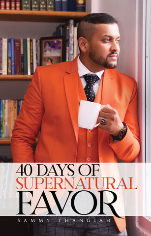 40 Days of Supernatural Favor