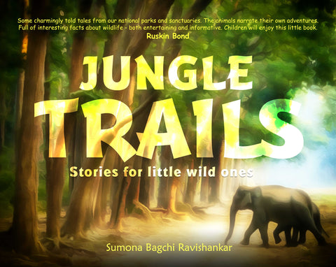 Jungle Trails: Stories for little wild ones [ Paperback ]