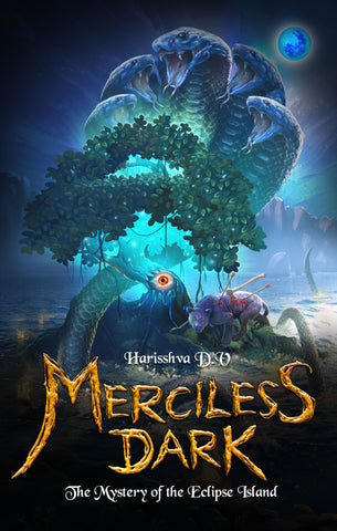 Merciless Dark: The Mystery of the Eclipse Island