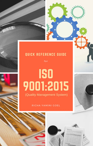 Quick Reference Guide - ISO 9001:2015 Quality Management System