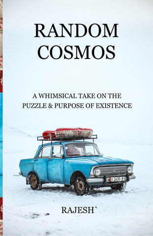Random Cosmos: A whimsical take on the puzzle & purpose of existence