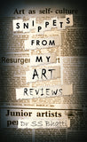 Snippets from My Art Reviews