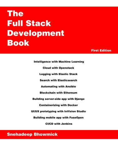 The Full Stack Development Book