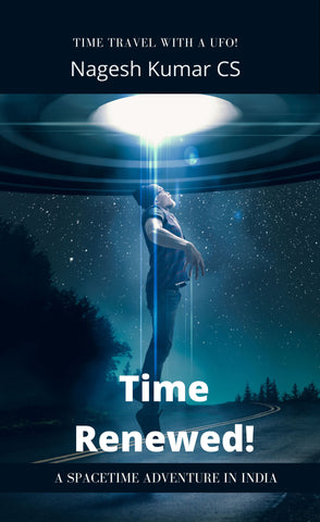 Time Renewed: Time Travel With A UFO