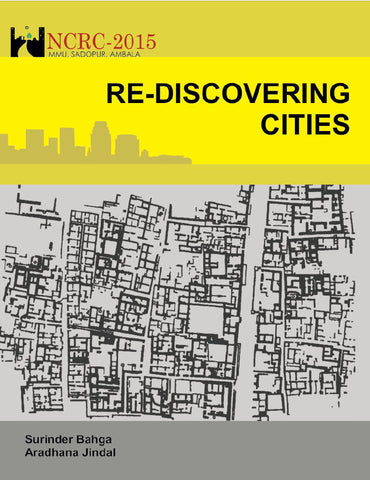 Proceedings of the National Conference Re-Discovering Cities