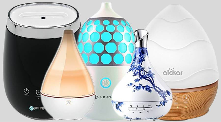 Best Essential Oil Aromatherapy Diffusers