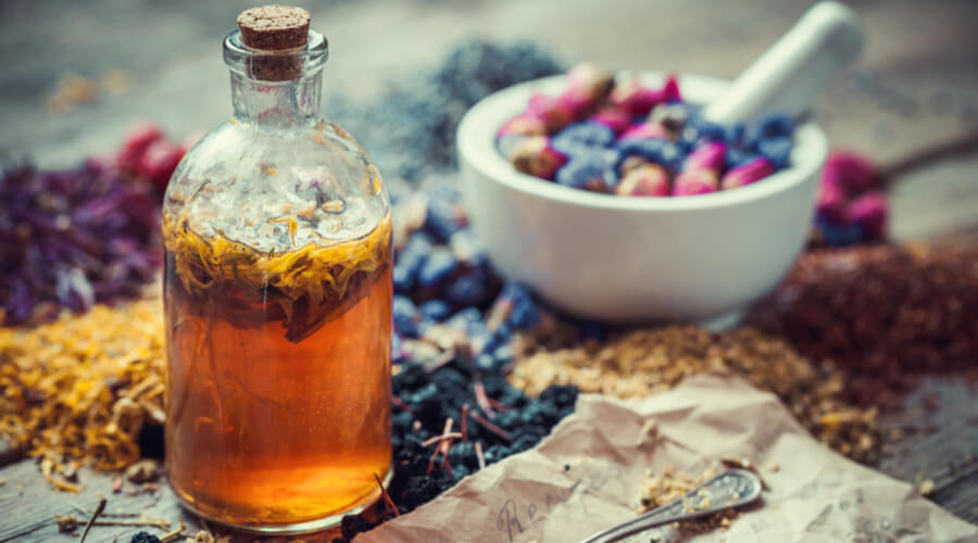 How To Make An Energy Healing Elixir