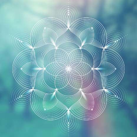 Dynamic Sacred Geometry Connections Maintenance Attunement