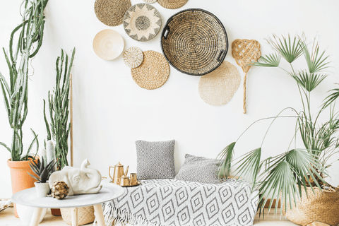 How to clean and care for rattan decor products