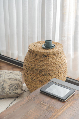 Simple home decor items-wicker baskets