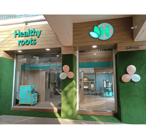Healthyroots Thane Store